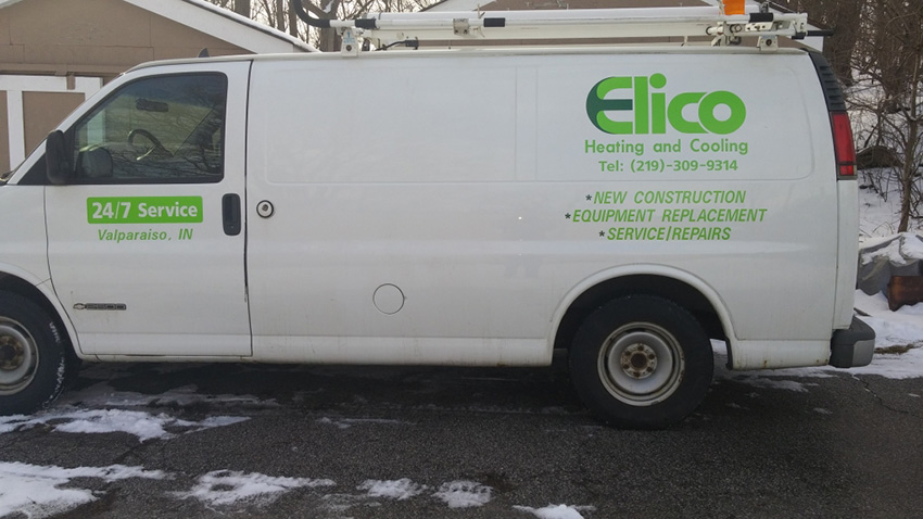 Elico Heating and Cooling Vehicle